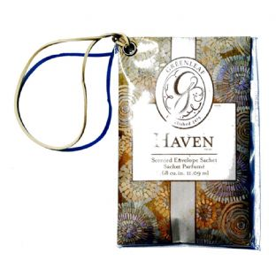 GREENLEAF SCENTED ENVELOPE CAR SACHET HAVEN